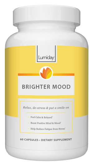 Bottle of Lumiday<sup>®</sup> Brighter Mood