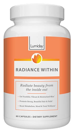 Bottle of Lumiday<sup>®</sup> Radiance Within